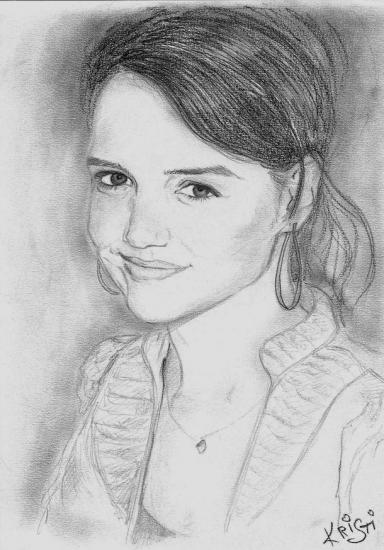 Katie Holmes by kristi